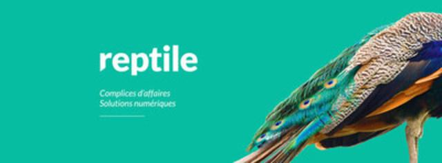 Logo : Reptile (Groupe CNW/Reptile)