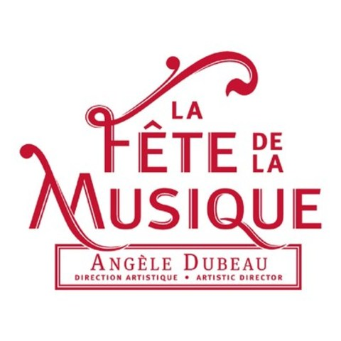 Logo: La Fête de la Musique (CNW Group/Fête de la Musique)