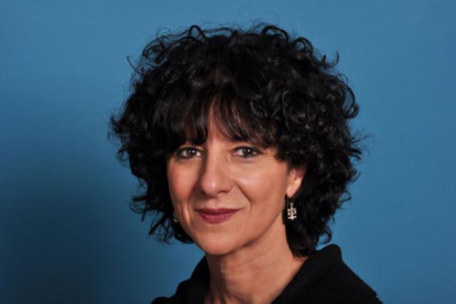 Dr. Mimi Israël, Psychiatrist-in-Chief, Douglas Mental Health University Institute (CNW Group/Douglas Mental Health University Institute)