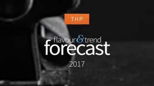 THP 2017 Flavour & Trend Forecast Video