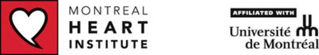Montreal Heart Institute - Affiliated with Université de Montréal (CNW Group/Fondation de l'Institut de Cardiologie de Montréal)