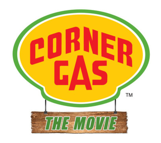 Corner Gas: The Movie - Logo (CNW Group/Corner Gas: The Movie)
