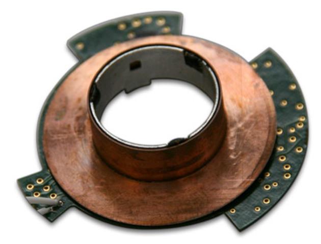 MAST designed Mu-metal Electronic Shielding (CNW Group/Micromem Technologies Inc.)