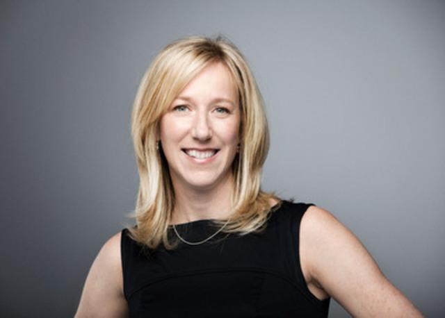 Mélanie Dunn nommée présidente et chef de la direction de Cossette au Canada (Groupe CNW/COSSETTE INC.)