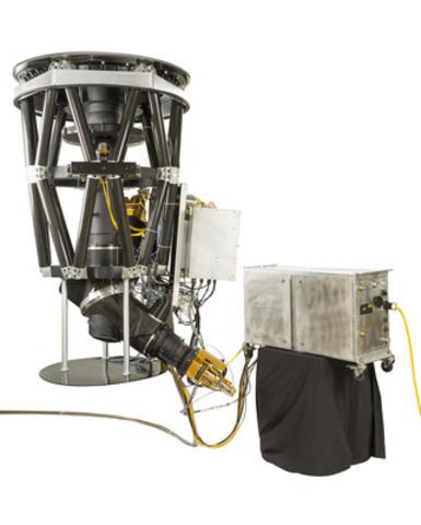 SITELLE instrument (CNW Group/ABB inc.)