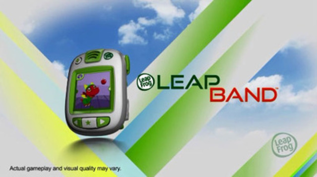 Video: The LeapBand is the first wearable activity tracker designed just for children that encourages active play and healthy habits while nurturing their very own personalized virtual pet.