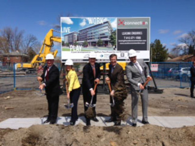 Alterna Savings Announces Opening of Westboro Branch and New Head Office in 2015 (CNW Group/Alterna Savings)