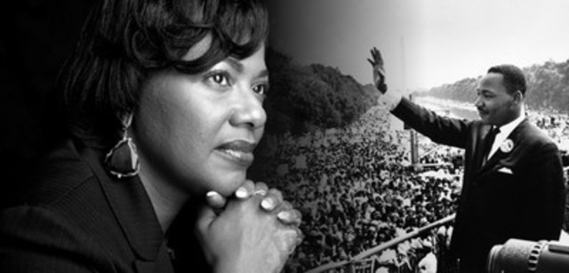 Dr. Bernice King, daughter of Civil Rights leader Dr. Martin Luther King Jr., to speak at the 2013 Planet Africa Awards in Toronto (CNW Group/Planet Africa Group)