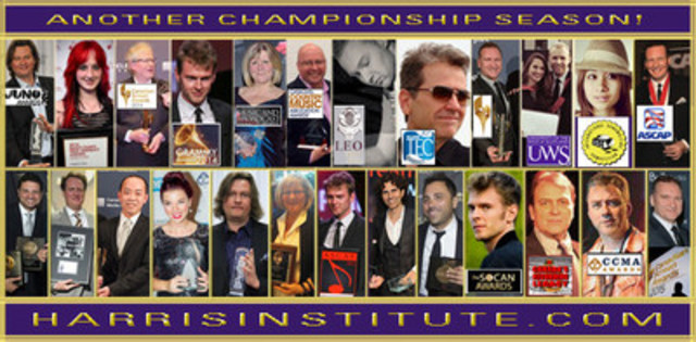Harris Institute: Another Championship Season! (CNW Group/Harris Institute)