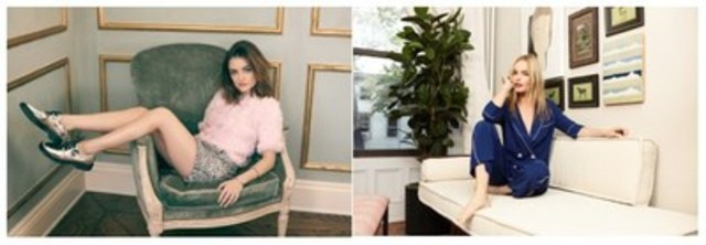 Lucy Hale, Kate Bosworth (CNW Group/SHOPBOP)