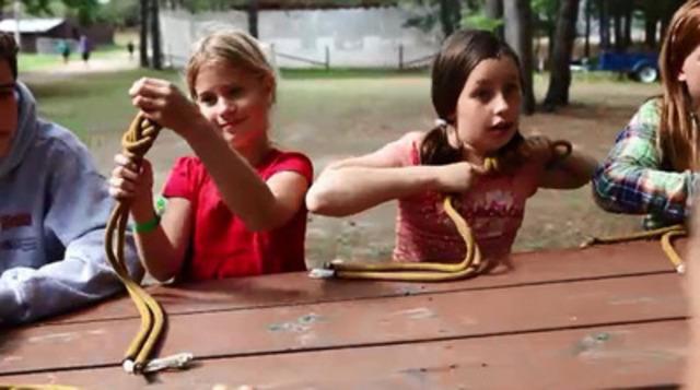 Video: Canadian Diabetes Association D-Camps - Camp Huronda in Huntsville, Ontario
