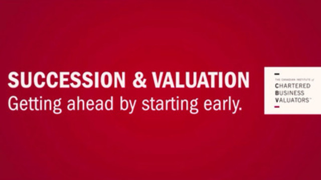 Video: Succession and Valuation: Getting ahead by starting early.