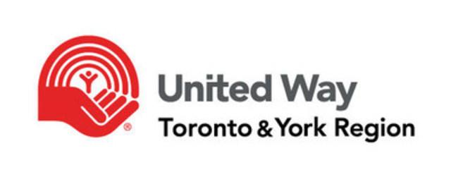 United Way - Toronto & York Region (CNW Group/United Way - Toronto & York Region)