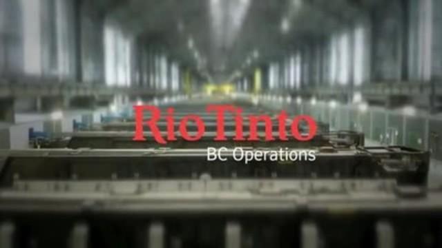 Projet de modernisation de l'Usine Kitimat : Rio Tinto débute la production d'aluminium à son usine d'électrolyse de Kitimat en Colombie-Britannique