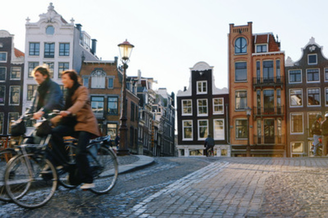 Save money getting around your destination by exploring on foot or renting bicycles (CNW Group/Hotels.com)