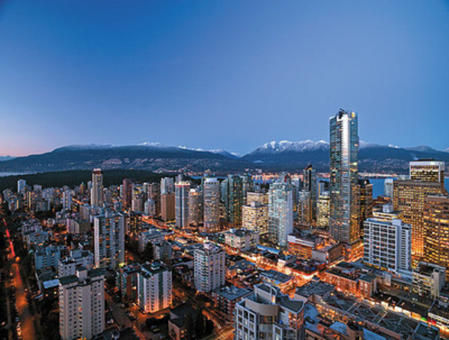 Travel + Leisure magazine has placed Shangri-La Hotel, Vancouver among the world's top 500 hotels - noted for superior rooms, location, service, food and value. It is the only Vancouver hotel on their 2013 World's Best Awards. This recognition follows the hotel's recent 2013 AAA Five Diamond award. (CNW Group/Shangri-La Hotel, Vancouver)