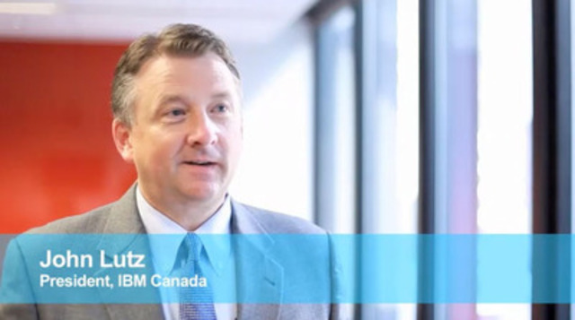 Video: IBM, together with the Governments of Canada and Ontario and the City of Barrie today unveiled one of the nation's most advanced computing facilities: the IBM Canada Leadership Data Centre.
