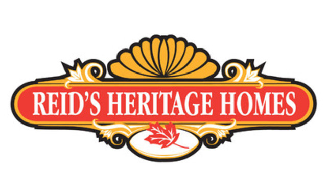 Reid's Heritage Homes Named One of Canada's Best Employers (CNW Group/Reid's Heritage Homes)