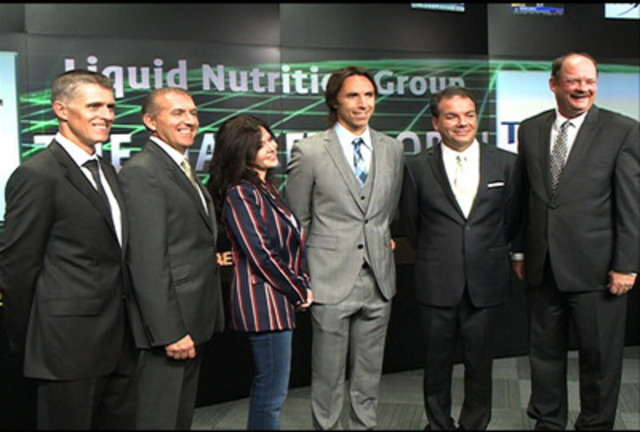 Video: Two-Time NBA MVP Steve Nash and Liquid Nutrition Open Trading Today on Toronto Stock Exchange