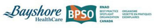 Bayshore HealthCare logo (Groupe CNW/Bayshore HealthCare)