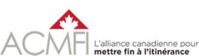 Alliance canadienne pour mettre fin à l'itinérance (ACMFI) (Groupe CNW/Alliance canadienne pour mettre fin à l'itinérance (ACMFI))