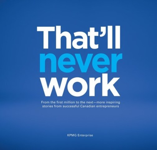 That'll never work (CNW Group/KPMG LLP)
