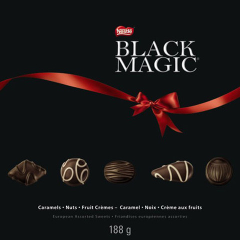 Black Magic - a timeless holiday tradition (CNW Group/Nestlé Canada)