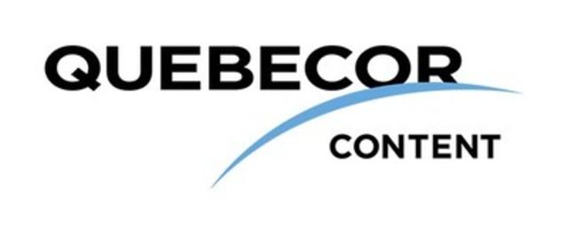Quebecor Content logo (CNW Group/Quebecor Content)