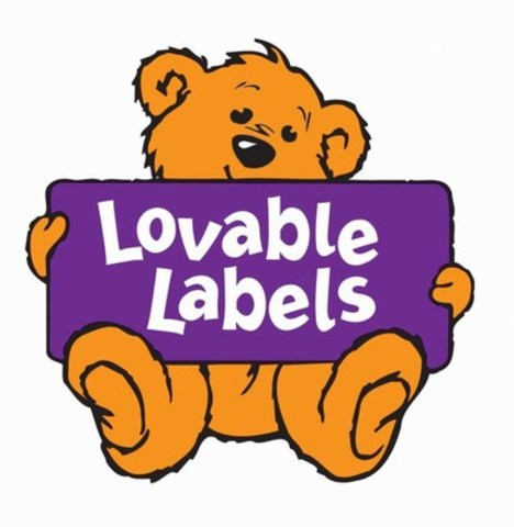 Lovable Labels Logo (CNW Group/Lovable Labels Inc.)