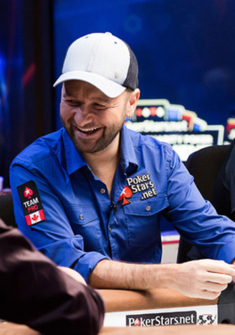 "Canadian cardshark Daniel Negreanu is named the ""Poker Player of the Decade"" after a stellar 2013, where he cashed several times in major poker tournaments bringing his lifetime poker winnings to $19,399,176. (CNW Group/PokerStars.net)"
