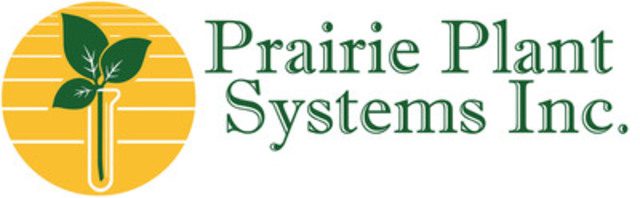 Prairie Plant Systems Inc. (Groupe CNW/Prairie Plant Systems Inc.)