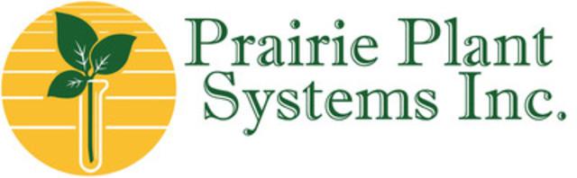 Prairie Plant Systems Inc. (Groupe CNW/Prairie Plant Systems Inc.)