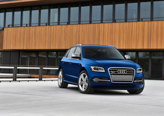 SQ5 (CNW Group/Audi Canada Inc.)