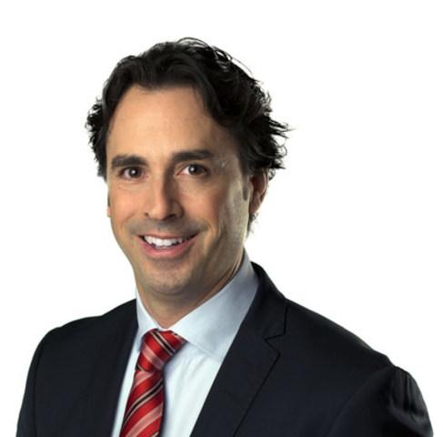 Marc Giguère se joint à  Groupe V Média (Groupe CNW/Groupe V Média)
