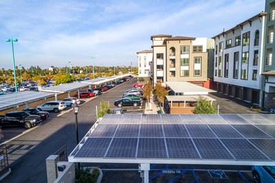 Powering Title 24 Solar Carports