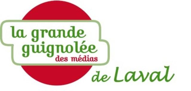 Logo: La grande guignolée des médias de Laval (Groupe CNW/Société de Saint-Vincent de Paul de Montréal)