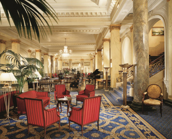 The lavish Fairmont Palliser in Calgary takes travellers back to the 20s (CNW Group/Hotels.com)