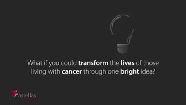 VIDEO: Astellas Oncology C3 Prize™ to Bring Bright Ideas in Cancer Care to Life with $100,000 in Grants