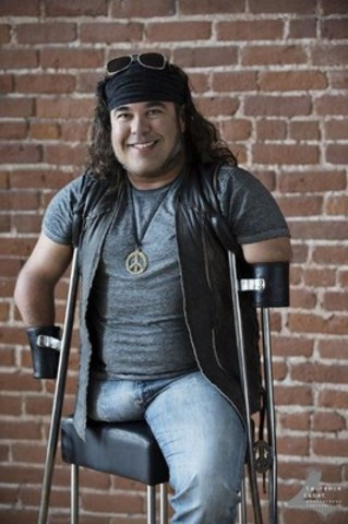 Martin Deschamps, porte-parole de la Semaine québécoise des personnes handicapées pour une quatorzième édition. (Groupe CNW/Office des personnes handicapées du Québec)