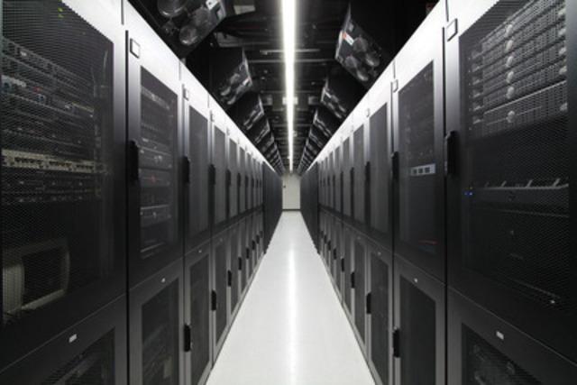 Netelligent's Montreal High-Density Datacentre (CNW Group/Netelligent Hosting Services)