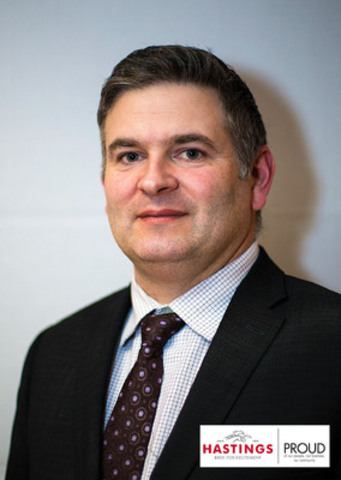 On March 20, 2014 Great Canadian Gaming Corporation announced the appointment of Darren MacDonald to the position of General Manager of Hastings Racecourse. (CNW Group/Hastings Racecourse)