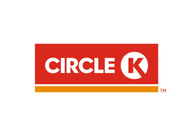 Nouveau logo Circle K (Groupe CNW/Alimentation Couche-Tard inc.)