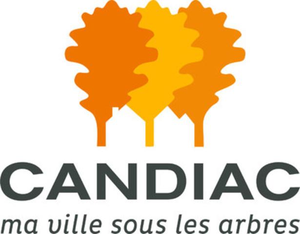 Logo : Ville de Candiac (Groupe CNW/Ville de Candiac)