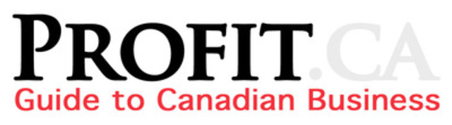 PROFIT.ca - Guide to Canadian Business (CNW Group/DAILYPIXEL Inc.)