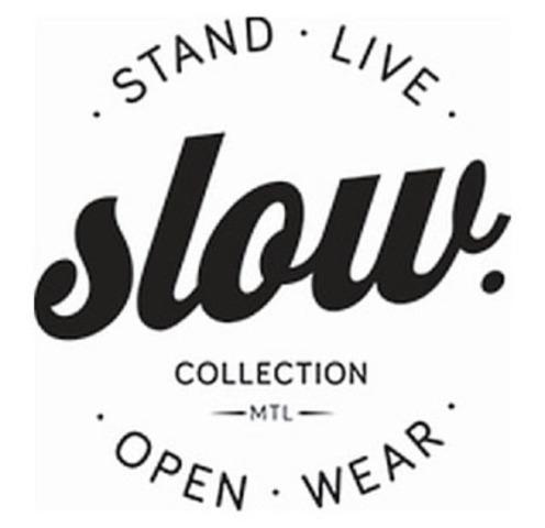 Lancement de SLOW. Collection - Vêtements et accessoires (Groupe CNW/SLOW. collection)