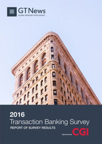 CGI's 2016 consumer survey on digital financial services (CNW Group/CGI Group Inc.)
