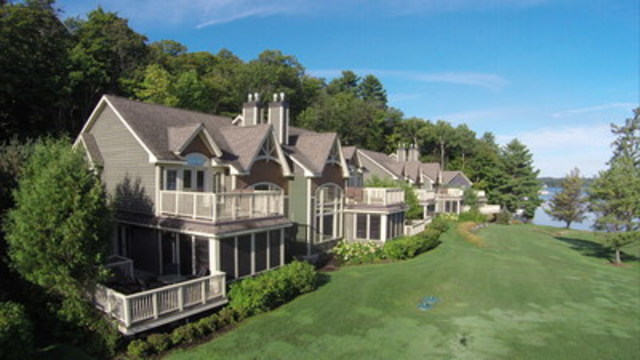 Muskokan Resort Club on Lake Joseph - Developer Close Out Auction (CNW Group/Gordon's Estate Services)