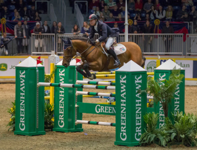 Ian Millar and Star Power Decisively Capture Round One of the