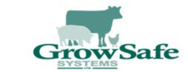 GrowSafe Logo (CNW Group/GrowSafe Systems Ltd.)
