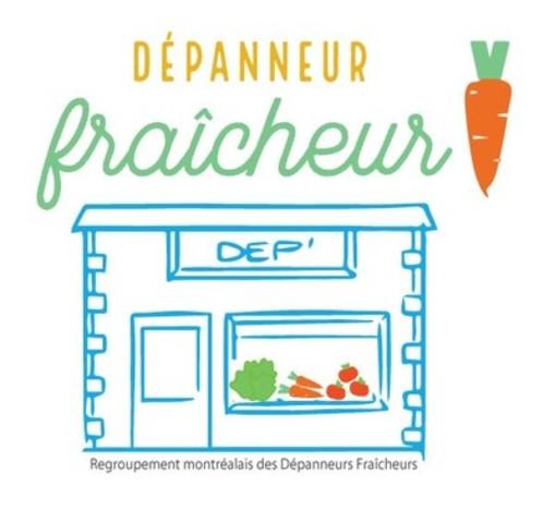 Logo : Regroupement montréalais des Dépanneurs Fraîcheurs (Groupe CNW/Regroupement montréalais des Dépanneurs Fraîcheurs)